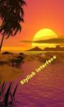 3D Sunset HD Wallpaper screenshot 5/6