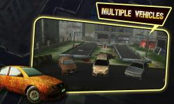 Zombie Car Parking Simulator Dead Drive Challenge screenshot 3/6