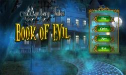 Mystery Tales Book Of Evil screenshot 1/6