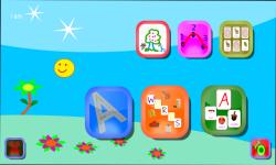 Learn ABC for kids screenshot 1/6