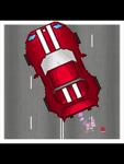Pixel Car Racing - Double Cars screenshot 2/4