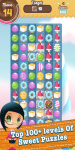 Candy Sweet Fruit Splash Saga screenshot 3/5