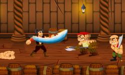 Samurai vs Pirates screenshot 3/4