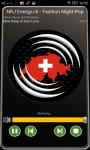 Radio FM Switzerland screenshot 2/2