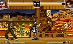 the king of fighter screenshot 6/6