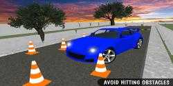 Real 3D Car Parking Simulator screenshot 1/5