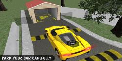 Real 3D Car Parking Simulator screenshot 3/5