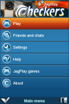 JagPlay Checkers Online screenshot 2/6