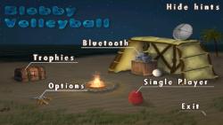 Blobby Volleyball screenshot 1/3