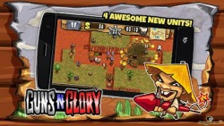 Guns N Glory Gold screenshot 3/5