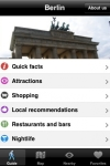 Berlin City Guide screenshot 1/1