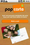 Popcarte for Android screenshot 1/1