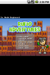 Rufio Adventures LITE screenshot 1/5