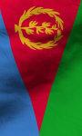 Eritrea flag lwp Free screenshot 3/5