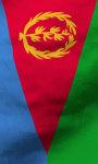 Eritrea flag lwp Free screenshot 4/5