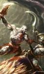 Live wallpapers God of War 2 screenshot 1/3