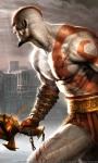 Live wallpapers God of War 2 screenshot 2/3