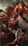 Live wallpapers God of War 2 screenshot 3/3