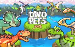 Dino Pets screenshot 1/2