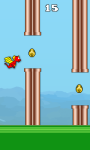 Flappy  Dragon screenshot 2/3