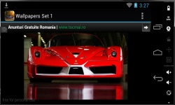 HD Ferrari Car Wallpapers screenshot 3/3