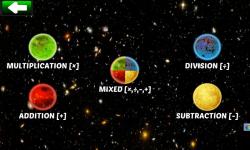 Astro Explosions Brain Trainer screenshot 2/5