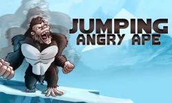 Jumping Angry Ape screenshot 1/4