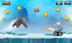 Jumping Angry Ape screenshot 2/4