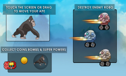 Jumping Angry Ape screenshot 3/4