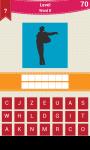 Celebrity Shadow Quiz screenshot 3/6