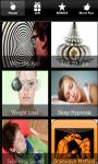 Self Hypnosis Techniques Popular Self Help Methods screenshot 1/2