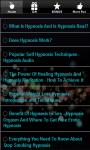 Self Hypnosis Techniques Popular Self Help Methods screenshot 2/2