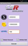 CSR Racing Cheats Unofficial screenshot 1/2