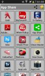 Share apps APK screenshot 1/4