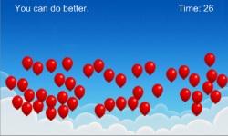 BalloonPopFree screenshot 1/4