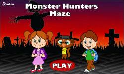 Monster Hunters Maze screenshot 1/6