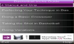 BASKETBALL TRICKS screenshot 1/1