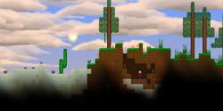 Minecraft 2D screenshot 1/1