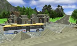 Hill Climbing Bus Simulator screenshot 2/6