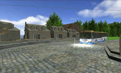 Hill Climbing Bus Simulator screenshot 3/6