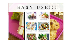 Quick and Easy Recipes food screenshot 2/3