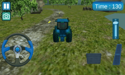 Tractor Drive Simulator screenshot 1/6