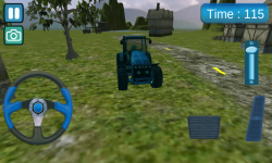 Tractor Drive Simulator screenshot 2/6