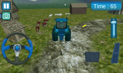 Tractor Drive Simulator screenshot 3/6