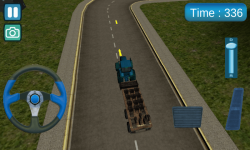 Tractor Drive Simulator screenshot 4/6