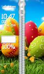Easter Zipper Lock Screen screenshot 4/6