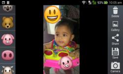 Emoji Camera With Share screenshot 4/6