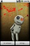 Voodoo Live Wallpaper by Trilena Games screenshot 1/2