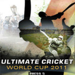 Ultimate Cricket World Cup 2011 screenshot 1/2