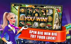 Slot City - slot machines  screenshot 1/6